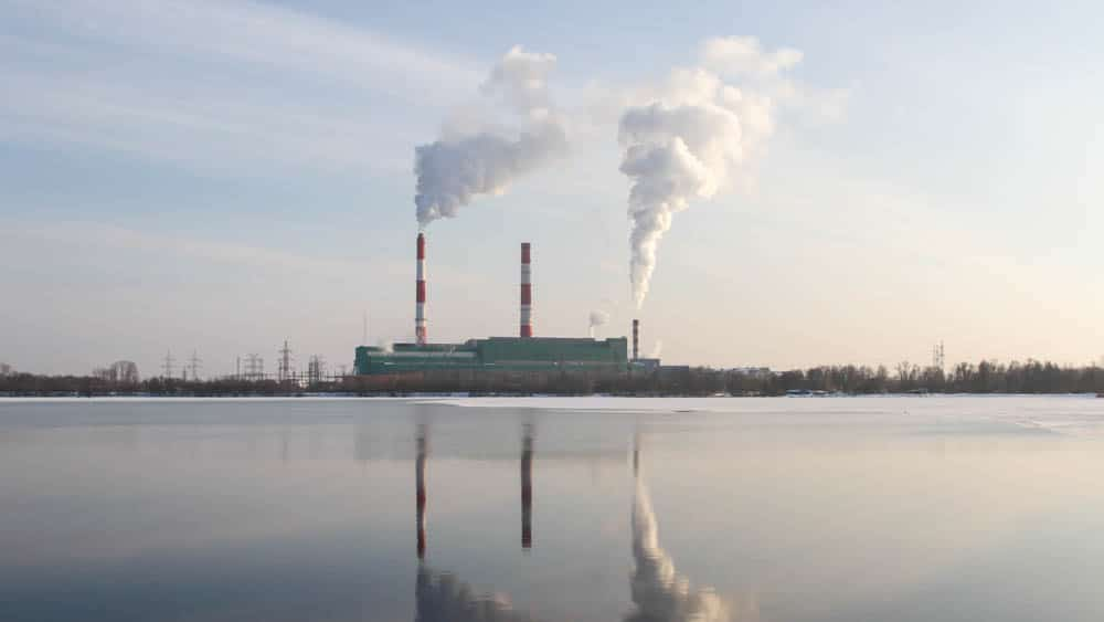 Monitoring greenhouse gas emissions