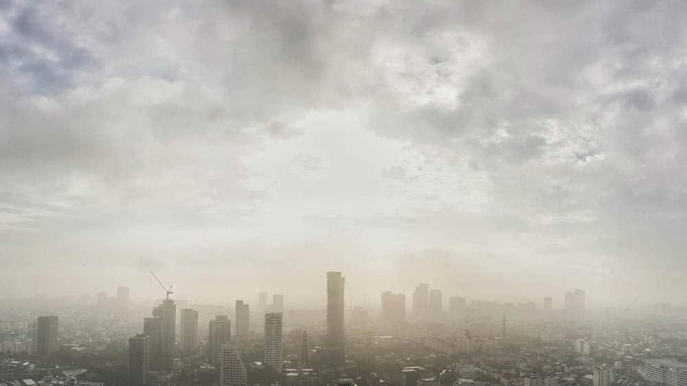 Air quality and its linkages to health