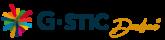 G-STIC Dubai blue conference logo