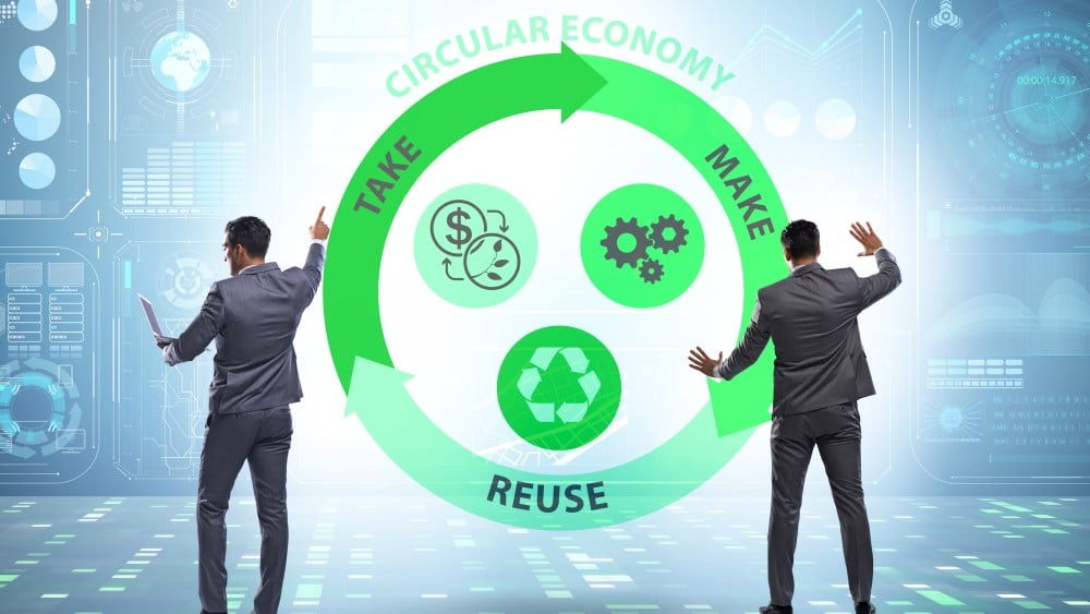 Scaling up Circular Economy in Flanders: stories of Flemish circular companies