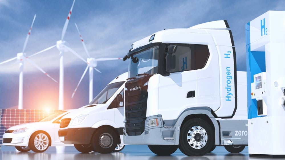 Innovative energy technologies to achieve carbon neutrality in the transport sector