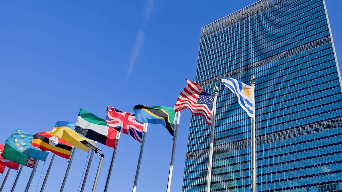 G-STIC Special Event & Global Solutions Summit are organised on the occasion of the STI Forum at UN HQ