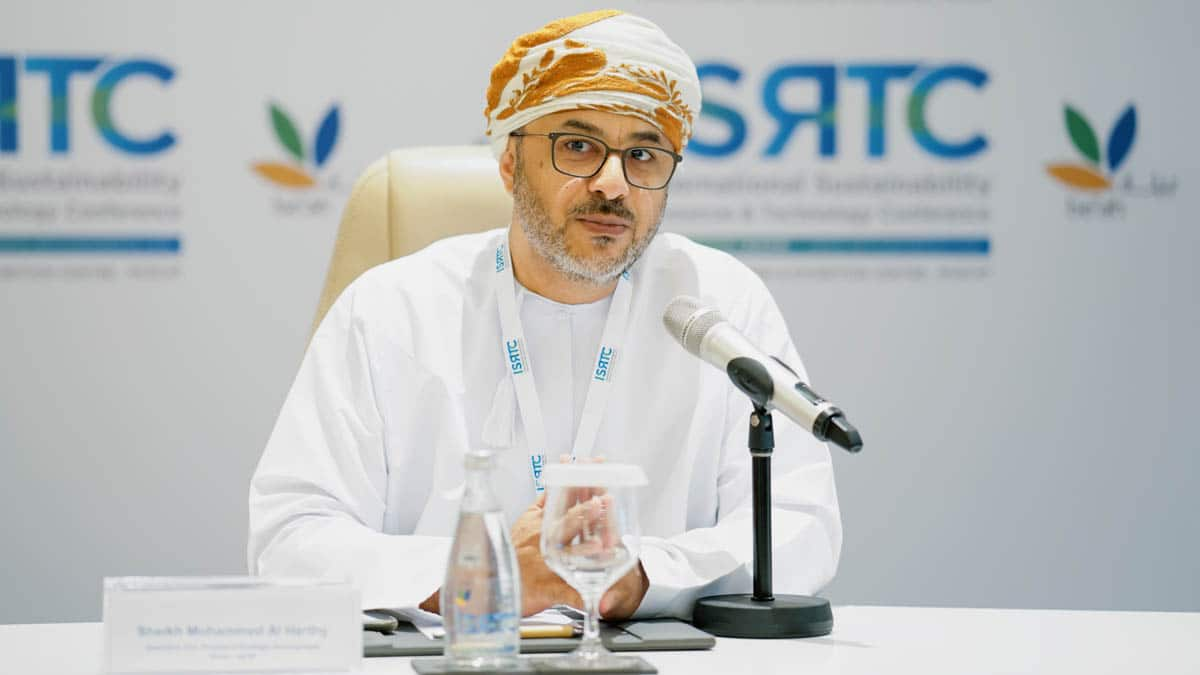ISRTC launches a regional technological innovation platform in Oman