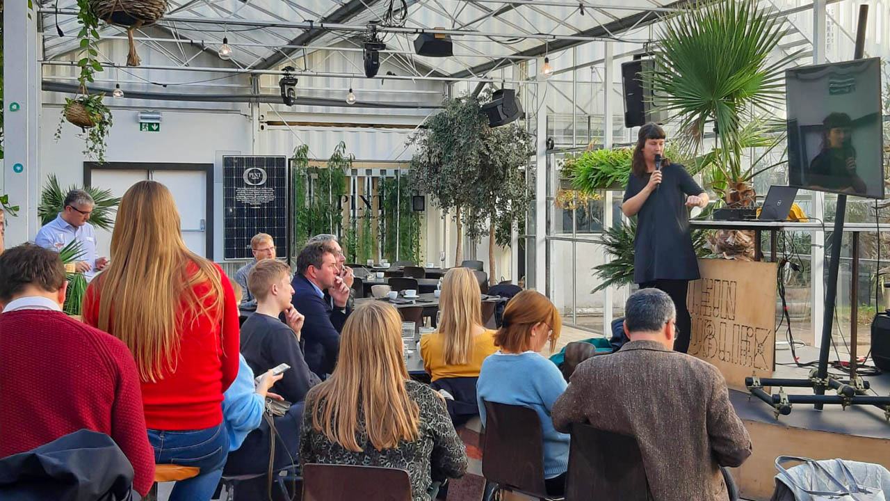 During the Circular Economy Hotspot Belgium, participants were introduced to local circular economy practices in Antwerp, Ghent, Mons and Brussels.