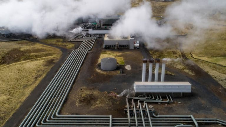 Geothermal on the rise