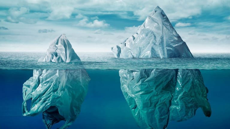 Realising long-term solutions for marine plastics pollution