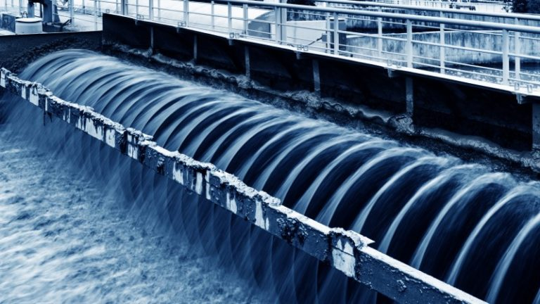 Making wastewater clean