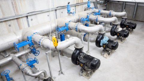 Fresh water shortage