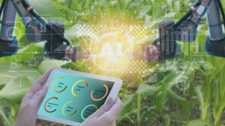 One possible future of autonomous AI-driven agriculture