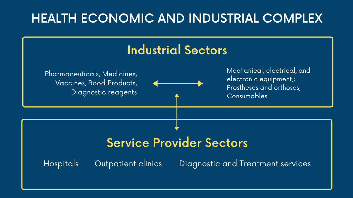 Health Economic-Industrial Complex (HEIC)