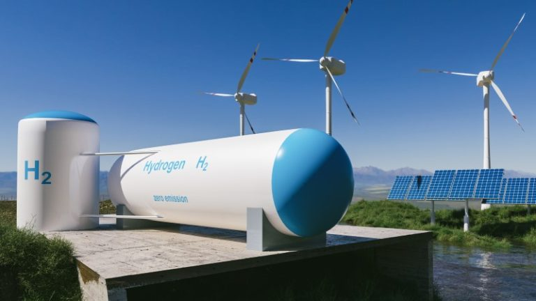 Hydrogen has a vital role in the global energy transition