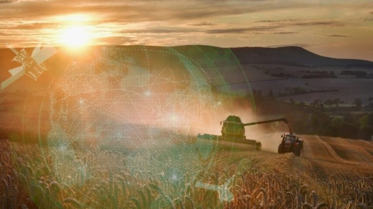 The future of agriculture will be driven by data