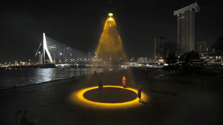 Urban Sun cleans coronavirus from public spaces