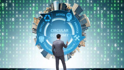 Digital circular economy: cornerstone to sustainability