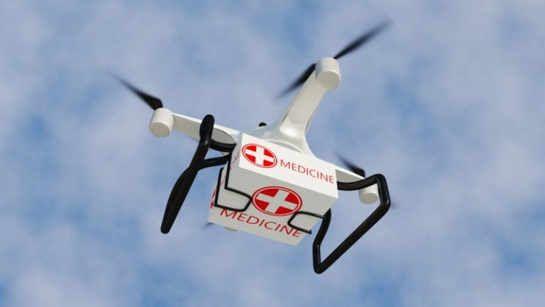 Using drones to transform healthcare: 5 lessons from Africa