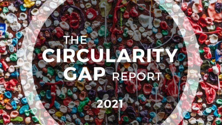 Explore the Circularity Gap Report 2021