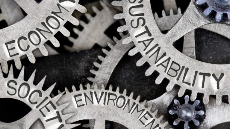 The shift from sustainability to justainability