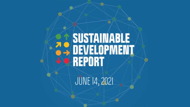 The Sustainable Development Report 2021